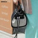 2WAYステッチコントラストバッグ・全2色・d57310 レディース【bag】【バッグ かばん 2WAY ショルダーバッグ ハンドバ…