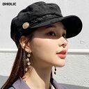 ロープボタンキャップ・全3色・n61302 レディース【acc】【韓国 ファッション 帽子 キャップ キャスケット ロープ ボ…