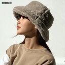 エコファーバケットハット・全3色・d61770 レディース【acc】【韓国 ファッション 帽子 バケットハット ハット エコフ…