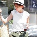 ≪人気商品再入荷≫8COLORSキャップスリーブTシャツ・全8色・b48606 レディース【tops】【韓国 ファッション フレンチ…