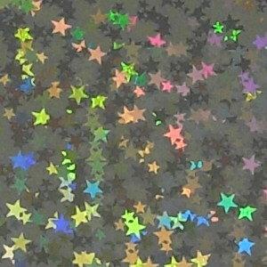 ホログラムシート リトルスター選べる16色(シールタイプ)
