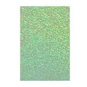 ホログラムシート夜光スパークル(粘着ステッカータイプ)