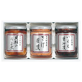 ◆〈加島屋〉ビン詰 3-Gセット-3-G[P]glm【RCP】_Y171226100215