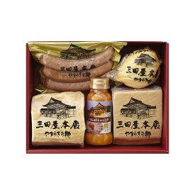 ◇〈三田屋本店〉ロースハム詰合せ-LA70[コV]kangl【RCP】_Y180403100005