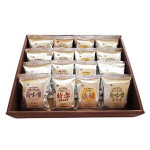 〈米忠味噌本店〉おみそ汁詰め合わせ 16個入り-FD16[P]glm【RCP】_Y191126000103