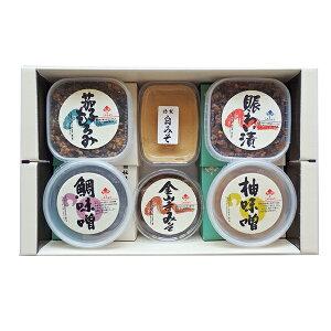 ◆〈米忠味噌本店〉詰合せ B3960-B3960[P]glm【RCP】_C210211900006