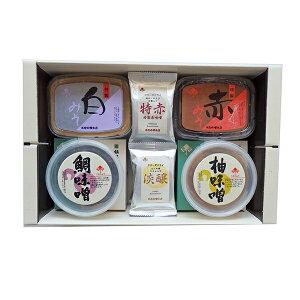 ◆〈米忠味噌本店〉詰合せ B60-B60[P]glm【RCP】_C210211900008