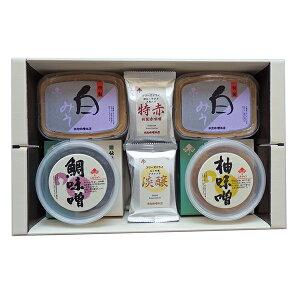 ◆〈米忠味噌本店〉詰合せ B56-B56[P]glm【RCP】_C210211900009