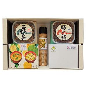 ◆〈米忠味噌本店〉詰合せ B40-B40[P]glm【RCP】_C210211900016