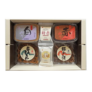 ◆〈米忠味噌本店〉詰合せ B69-B69[P]glm【RCP】_C210211900021