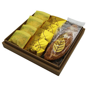 ◆〈mamenoki〉レモンケーキとまるごと栗のお菓子とリーフパイのセット-L4M4P4[E]glm【RCP】_C210322800003