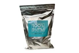 100%SUPLI(カルシウム)500g
