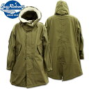 BUZZ RICKSON'S(バズリクソンズ)M-65『EXTREME COLD WEATHER』BR14405-149 Olive