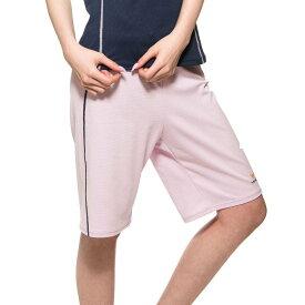 VENEX ベネクス リカバリーウェア リラックス ハーフパンツ レディース インナー Tシャツ パジャマ ライトパープル Lサイズ 6514