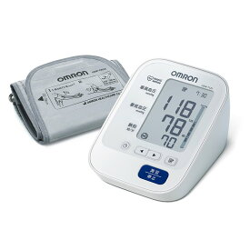 オムロン OMRON 血圧計 上腕式 デジタル自動血圧計 上腕式血圧計 ホワイト HEM-7131