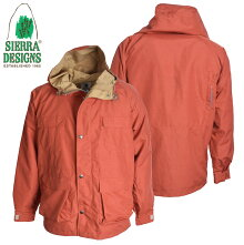 SIERRADESIGNS(シエラデザインズ)GIRL'SMOUNTAINPARKA7941Rust