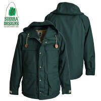 SIERRADESIGNS(シエラデザインズ)MOUNTAINTRAILPARKAGreen/Green6501