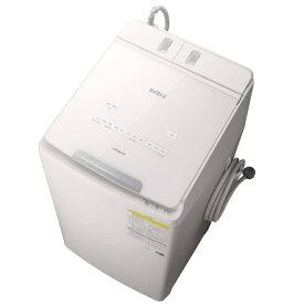 【日時指定不可】【離島配送不可】BW-DX100F-W 洗濯乾燥機 HITACHI 日立 ビートウォッシュ 洗濯・脱水容量10kg 洗濯〜乾燥・乾燥容量5.5kg BWDX100FW ホワイト