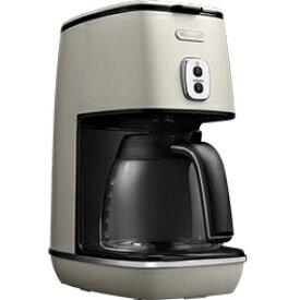 ICMI011J-W ドリップコーヒーメーカー DeLonghi デロンギ ディスティンタコレクション ICMI011JW ピュアホワイト 【KK9N0D18P】