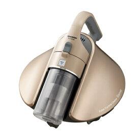 EC-HX150-N サイクロンふとん掃除機 SHARP シャープ Cornet(コロネ) ECHX150N ゴールド系【KK9N0D18P】