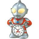 JF336A ウルトラマン おしゃべり目ざまし時計 目覚まし時計 セイコー SEIKO 置時計 セ...