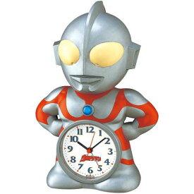 JF336A ウルトラマン おしゃべり目ざまし時計 目覚まし時計 セイコー SEIKO 置時計 セイコー置き時計 めざまし時計 目ざまし時計 目覚し時計
