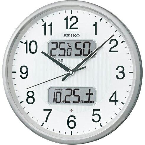 KX383S 掛時計 SEIKO セイコー 壁掛け時計 電波時計 電波掛け時計 電波掛時計 壁掛時計 かけ時計 壁掛け電波時計 電波壁掛け