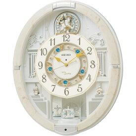RE576A 電波からくり時計 SEIKO セイコー 壁掛け時計 電波時計 電波掛け時計 電波掛時計 壁掛時計 かけ時計 壁掛け電波時計 電波壁掛け