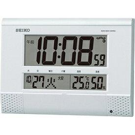 SQ435W 掛置兼用時計 SEIKO セイコー 掛置兼用時計 掛置き兼用時計 電波置き時計 電波置時計 卓上時計 卓上電波時計 電波掛け時計 電波掛時計 電波壁掛時計 壁掛け電波時計 電波壁掛け時計