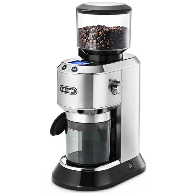 KG521J-M コーン式 コーヒーグラインダー DeLonghi デロンギ DEDICA(デディカ) KG521JM メタルシルバー【KK9N0D18P】