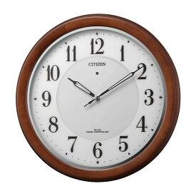 お取り寄せ 4MY852-006 電波掛時計 CITIZEN シチズン 4MY852006 壁掛け時計 電波時計 電波掛け時計 電波掛時計 壁掛時計 かけ時計 壁掛け電波時計 電波壁掛け