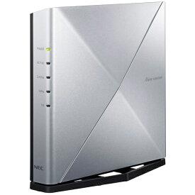 【北海道・沖縄・離島配送不可】PA-WX6000HP 無線LANルータ NEC Aterm Wi-Fi 6(11ax)対応 PAWX6000HP