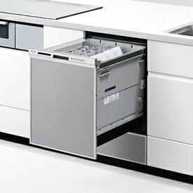【時間指定不可】【離島配送不可】NP-45MD9S ビルトイン食器洗い乾燥機 Panasonic パナソニック M9シリーズ ディープタイプ 幅45cm ドアパネル型 NP45MD9S シルバー