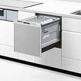 【時間指定不可】【離島配送不可】NP-45MS9S ドアパネル型 ビルトイン食器洗い乾燥機 Panasonic パナソニック M9シリーズ ハイグレードモデル ミドルタイプ(幅45cm) NP45MS9S