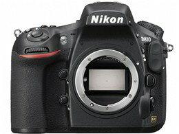 Nikon / ニコン デジタル一眼レフカメラ D810 ボディ 【デジタル一眼カメラ】【送料無料】