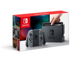 Nintendo / 任天堂 Nintendo Switch [グレー] 【ゲーム機】【送料無料】