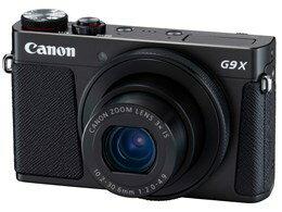 キヤノン / CANON PowerShot G9 X Mark II [ブラック] 【デジタルカメラ】【送料無料】