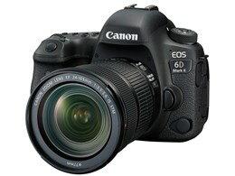 キヤノン / CANON EOS 6D Mark II EF24-105 IS STM レンズキット 【デジタル一眼カメラ】【送料無料】