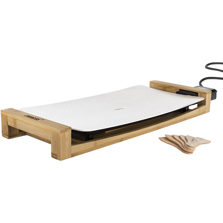 ★プリンセス Table Grill Stone 103033 [ホワイト] 【ホットプレート】【送料無料】