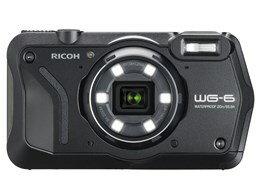 RICOH / リコー RICOH WG-6 [ブラック] 【デジタルカメラ】【送料無料】