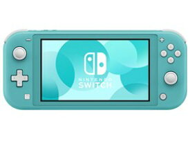 ★Nintendo / 任天堂 Nintendo Switch Lite [ターコイズ]【送料無料】