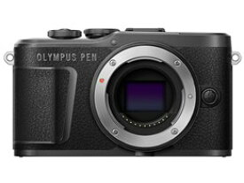★OLYMPUS / オリンパス OLYMPUS PEN E-PL10 ボディ [ブラック] 【デジタル一眼カメラ】【送料無料】