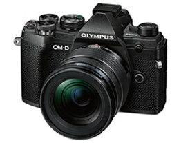 ★OLYMPUS / オリンパス OM-D E-M5 Mark III 12-45mm F4.0 PROキット [ブラック] 【デジタル一眼カメラ】【送料無料】