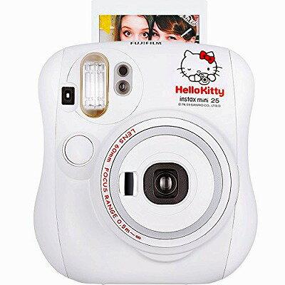 FUJIFILM インスタントカメラ チェキ instax mini 25 ハローキティ INS MINI25 KIT【送料無料】