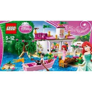 レゴ ディズニープリンセス 41052 アリエルのマジカルキス レゴジャパン