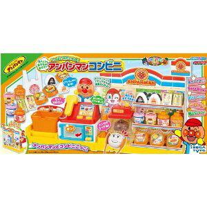 【5月1日限定 全商品ポイント3倍】アンパンマン お弁当あたためますか? いっぱいおかいもの! アンパンマンコンビニ おもちゃ 玩具 知育 遊具 勉強 知育玩具 男の子 女の子 プレゼント 誕生日