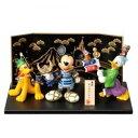 東京ディズニーリゾート限定 ミッキー・プルート・ドナルドダックの五月人形 端午の節句
