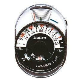 SEKONIC 露出計 ツインメイト L-208 J110