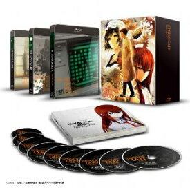 【アウトレット・未開封シュリンク破れあり】STEINS;GATE Blu-ray BOX (2013)