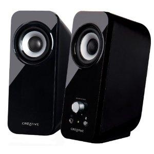 Creative T12 Wireless デスクトップ ステレオワイヤレス スピーカーシステム Bluetooth SP-T12W